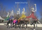 Guías de viaje de habla castellano en pekín,shangh