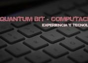Servicio tecnico computacion y redes