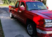 Chevrolet silverado 2006 4wd excelente