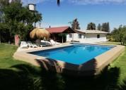 Casa con piscina en olmué