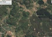 Terreno rectangular aprox. 700  mts x 600 mts