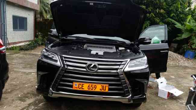 Toyota Camry 2015 model available