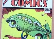 Action comics numero 1 superman 50 anos especial