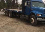 Ventas de camión plano international plano patagua