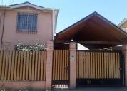 Vendo hermosa y cómoda casa en quilicura