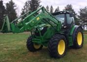 Tractor john deere 6115r