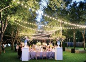 Matrimonios decoracion banqueteria equipamiento dj