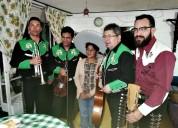 Musicos profesionales mariachi sal y tequila