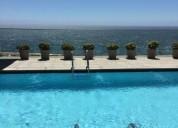 Vendo amplio departamento con vista al mar 4 dormitorios 148 m2