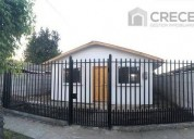 Casa en linares calle latorre a 8 cuadras de la plaza vii 2 dormitorios 64 m2