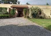 Vende hermosa parcela con casa 4 dormitorios 220 m2
