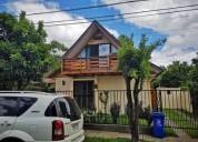 Oportunidad casa amplia con terreno de 459 m2 cerca utalca 3 dormitorios