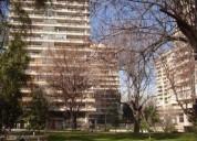Departamento frente a parque padre hurtado las condes 3 dormitorios 100 m2