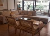 Magnifico departamento cercano parque arauco vitacura 2 dormitorios 90 m2