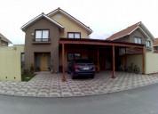 Casa en venta en maipu santiago 4 dormitorios 150 m2