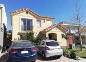 Casa en venta en penalolen santiago 3 dormitorios 131 m2