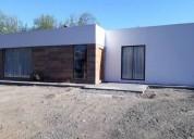 Se vende hermosa casa en loteo las araucarias linares 142 m2