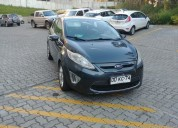 Ford fiesta 2011 115000 kms