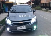 Chevrolet sail 2016 72000 kms