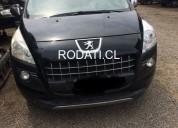 Peugeot 3008 2012 189224 kms