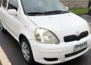 Toyota yaris 2005 185693 kms