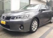 Lexus ct 2012 105000 kms
