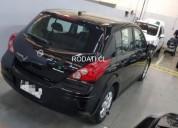 Nissan tiida 2011 120000 kms
