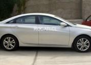 Hyundai sonata 2013 40000 kms