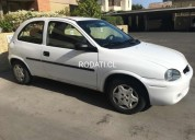 chevrolet corsa swing 2007 114000 kms