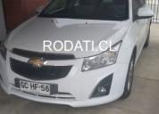 Chevrolet cruze 2014 87200 kms