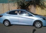 Hyundai accent 2012 84000 kms