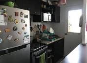 arriendo departamento 3 dormitorios quinta normal 52 m2