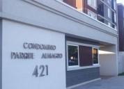 arriendo dpto parque almagro 3d 2b estacionamiento 3 dormitorios 67 m2