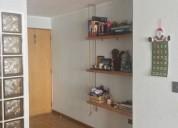Amplio departamento frente al mar sector sur 2 dormitorios 80 m2