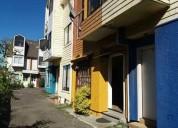 Amplia casa de 3 pisos en calle lautaro concepcion 4 dormitorios 100 m2