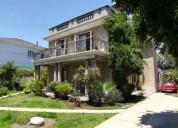 Providencia preciosa casa en inmejorable ubicacion 6 dormitorios 314 m2
