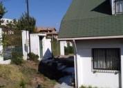 Vendo casa con amplio terreno lomas del sol quilpue 2 dormitorios 75 m2