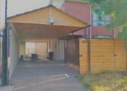 Hermosa casa a buen precio villa el abrazo maipu 3 dormitorios 78 m2