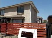 Se vende casa en sector quilicura 3d 2 cd 2731 3 dormitorios 60 m2
