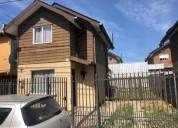 casa villa verde parque chillan 3 dormitorios 54 m2