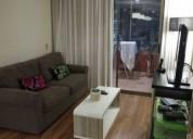 Estupendo departamento a pasos del metro santa 1 dormitorios 70 m2