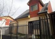 Casa 2 pisos semi nueva en san sebastian de rauquen 3 dormitorios 74 m2