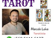 Consulta de tarot profesional online
