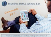'solucionesbi'; desarrollo de software & bi