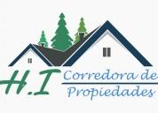 Corredora de propiedades h.i