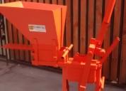 Fabricacion y venta de maquinas ladrilleras