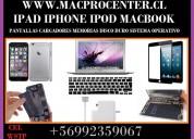 Servicio técnico reparación ipad iphone macbook