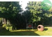 venta amplia casa hualqui 290 m2 en gran terreno 5 dormitorios