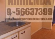 Arrienda casa en condominio cerrado belloto norte 3 dormitorios 56 m2