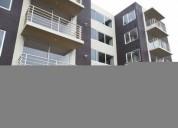 Departamento nuevo en claros de rauquen 2 dormitorios 53 m2